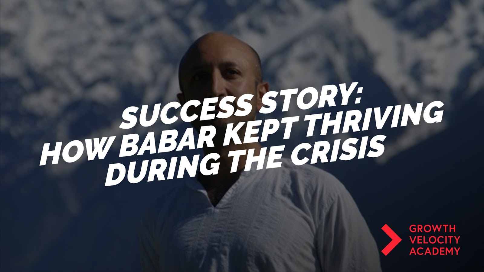 How Babar Kept Thriving During the Crisis
